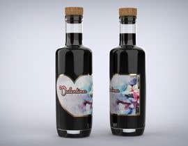 jackynikola tarafından Bottle label for Valentines liquer için no 24