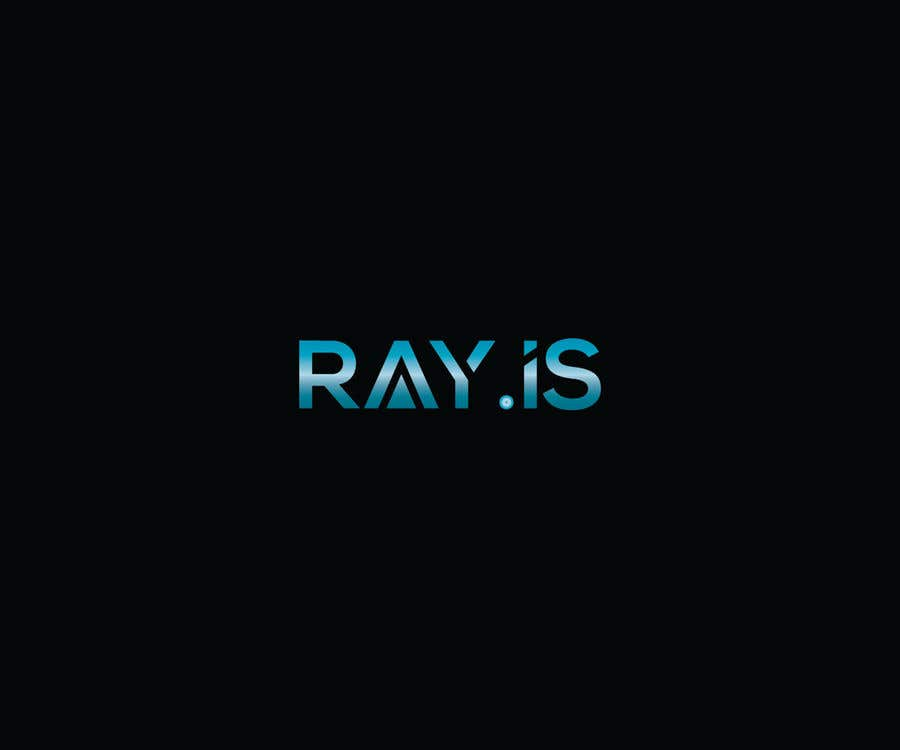 Konkurrenceindlæg #953 for Create logo for RAY.IS