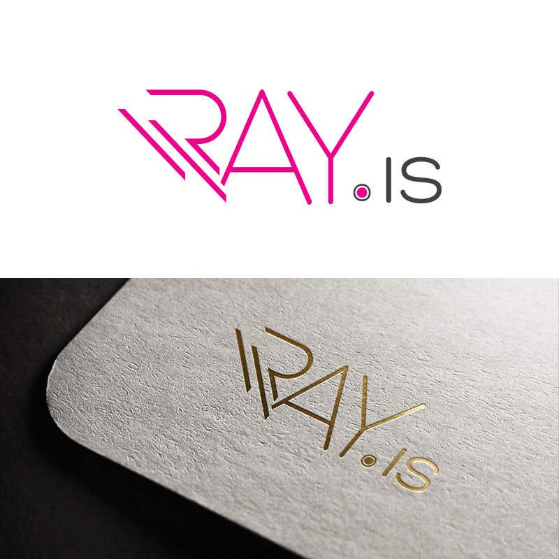 Konkurrenceindlæg #1027 for Create logo for RAY.IS