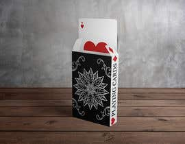 nº 10 pour Packaging Design for Pokercards par danieledeplano