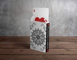 nº 12 pour Packaging Design for Pokercards par danieledeplano