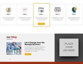 Nro 13 kilpailuun Design an Awesome Landing Page käyttäjältä whitebeast