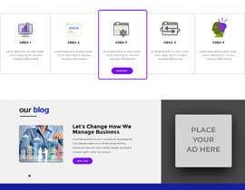 Nro 21 kilpailuun Design an Awesome Landing Page käyttäjältä whitebeast