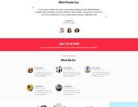 Nro 28 kilpailuun Design an Awesome Landing Page käyttäjältä anasmunir88