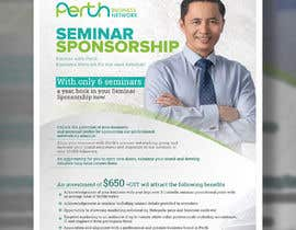 #15 for Seminar Sponsorship Flyer by Hasan628