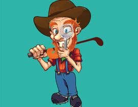 #9 for add some golf clothing to 3 cartoon characters af arafatrahman913