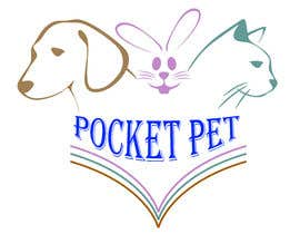 "#118 para Design a Logo for a online presence names ""pocketpet"" de mrehman63"