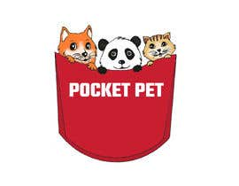 "#120 para Design a Logo for a online presence names ""pocketpet"" de jabach777"