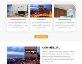 RajinderMithri tarafından Re-Design Website Homepage için no 9