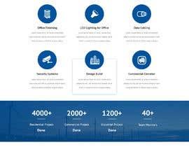 mithu2219146 tarafından Re-Design Website Homepage için no 22
