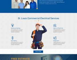 pardworker tarafından Re-Design Website Homepage için no 12