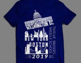 #21 for 2019 Washington DC, New York and Boston Trip T-shirt af softboyasad