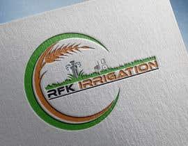 #448 dla Logo Design for Irrigation Company przez aryaputrain