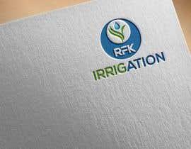 #380 para Logo Design for Irrigation Company por qnicraihan