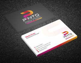 #109 para Business Card por wefreebird
