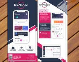 #71 para Design flyer for App project. por imranadobe24