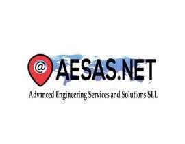 #15 для Propuesta de logos y banner para AESAS.NET от AlaminHrakib