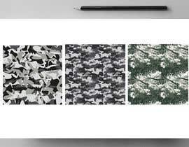 Impresiva tarafından Design a Three Tone CAMO Pattern için no 55