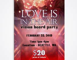 #15 for Create a vision board party event flier af sushanta13