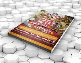 nº 45 pour Restaurant Opening Leaflet par sujonyahoo007