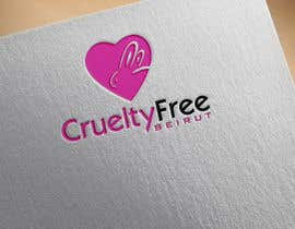 "#22 для Create a cute logo for a ""Cruelty-Free"" Product Review Blog от flyhy"