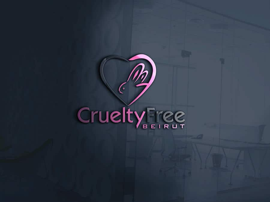 "Kilpailutyö #23 kilpailussa Create a cute logo for a ""Cruelty-Free"" Product Review Blog"