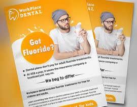 #99 untuk Got Fluoride Flyer oleh hafizurqrahman