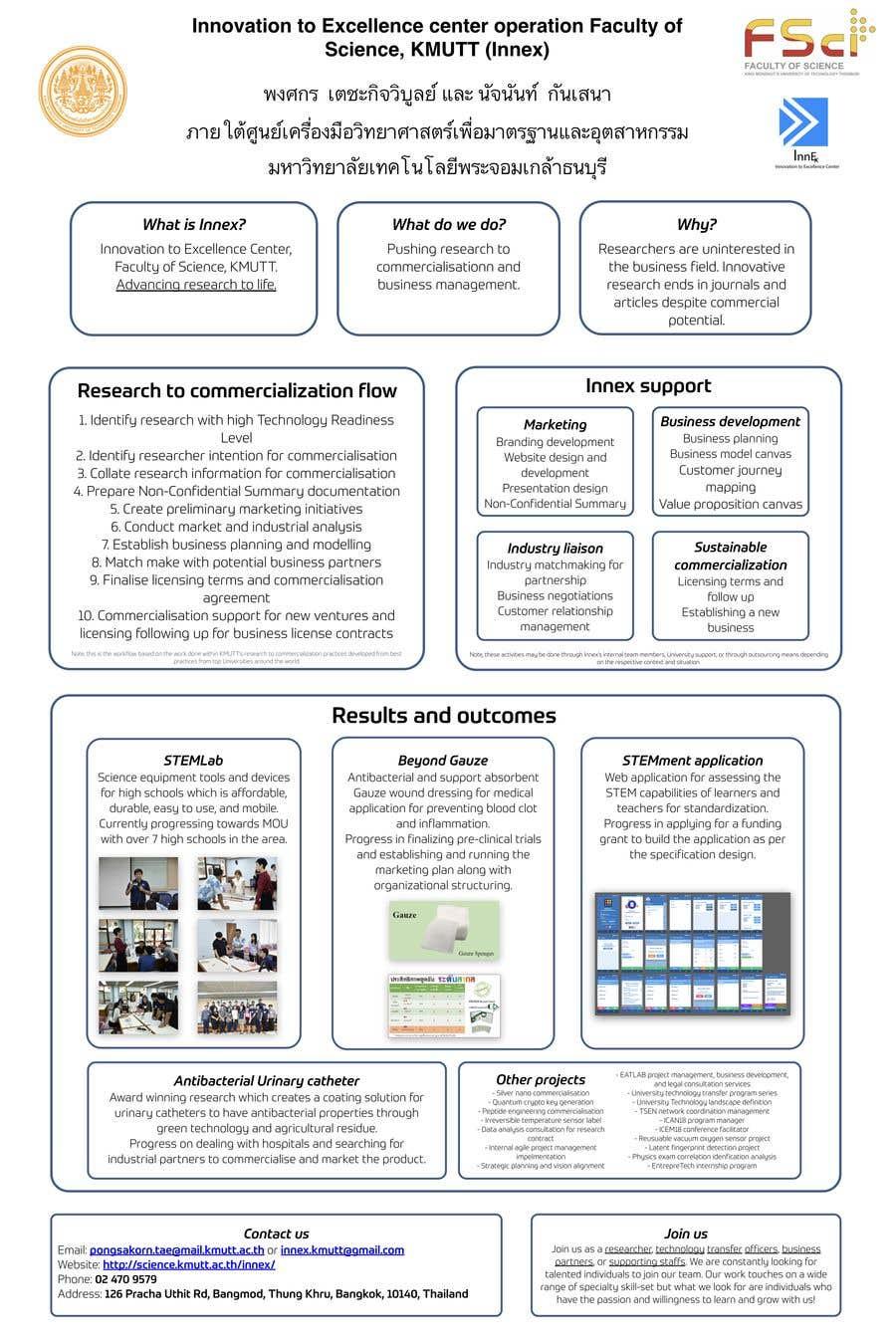 """Intrarea #3 pentru concursul """"Poster design for technology showcase"""""""