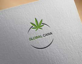 #19 для I need a logo designed for a company called Global Cana. I would like the logo to have a flame in. Play around and get creative. This is a CBD company. от heisismailhossai