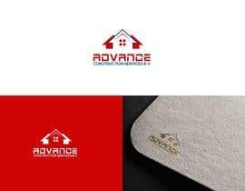 #117 for Logo Design: Advance Construction Services B.V af tousikhasan