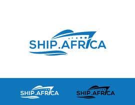 #185 untuk Logo Ship.africa oleh DarkCode990