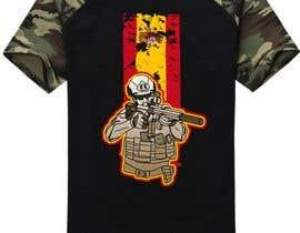 #10 untuk Diseño para una camiseta oleh Sico66
