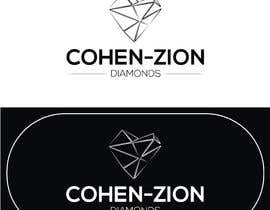 #131 for Cohen-Zion diamonds logo by rhythmnasim77