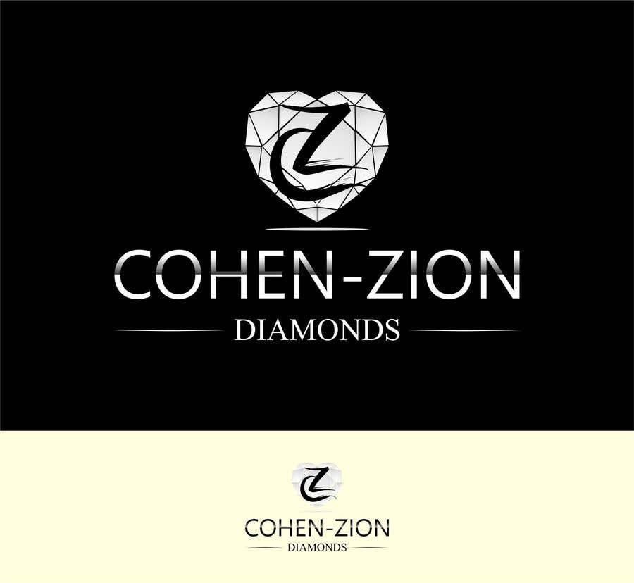 Contest Entry #44 for Cohen-Zion diamonds logo