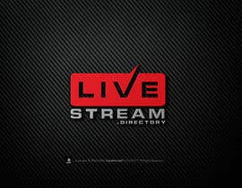 #192 za Design logo for: LIVESTREAM.directory od arjuahamed1995