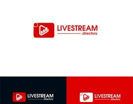 #194 za Design logo for: LIVESTREAM.directory od klal06