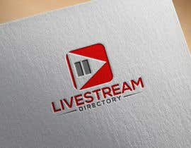 #64 for Design logo for: LIVESTREAM.directory by fatherdesign1