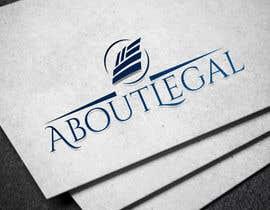 """#154 untuk Logo Design: """"AboutLegal"""" oleh asimnizami"""