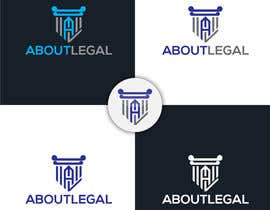 "#282 for Logo Design: ""AboutLegal"" by arjuahamed1995"