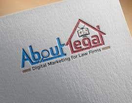 """#204 para Logo Design: """"AboutLegal"""" de MamunHossainM"""