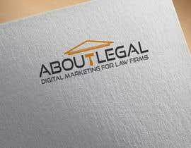 """#156 untuk Logo Design: """"AboutLegal"""" oleh khanmahfuj817"""