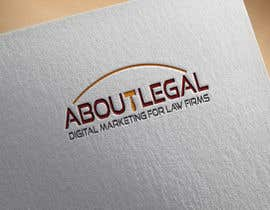 "#285 za Logo Design: ""AboutLegal"" od khanmahfuj817"