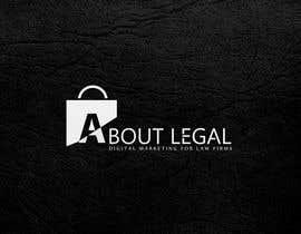 """#206 para Logo Design: """"AboutLegal"""" de sharthokrasel"""