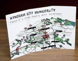 #39 untuk Create stylized map of Wyndham City Council's Public Wifi locations oleh lramirezs