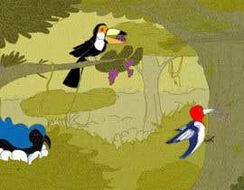 #5 for illustrations for Children's book  (sample page) af FacundoAyala