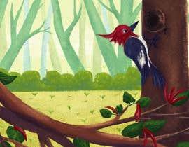 #20 for illustrations for Children's book  (sample page) af kc013