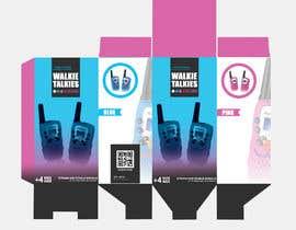 #36 untuk Package for  walkie talkies oleh adalbertoperez