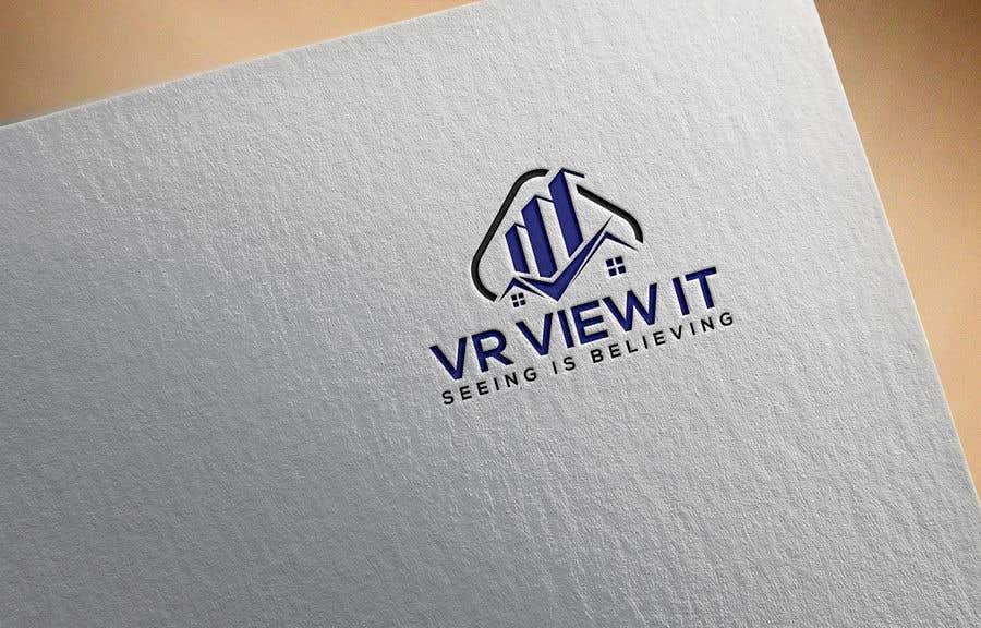 Konkurrenceindlæg #143 for Logo - VR View It