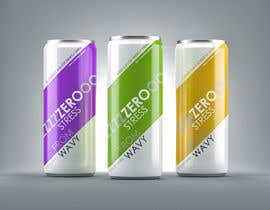 nº 57 pour We need a 3D mockup for a 330ml sleek can for our soft drink. par amelnich