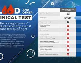 Nro 66 kilpailuun Design a beautiful comparison table for our website. käyttäjältä kreativedelivery